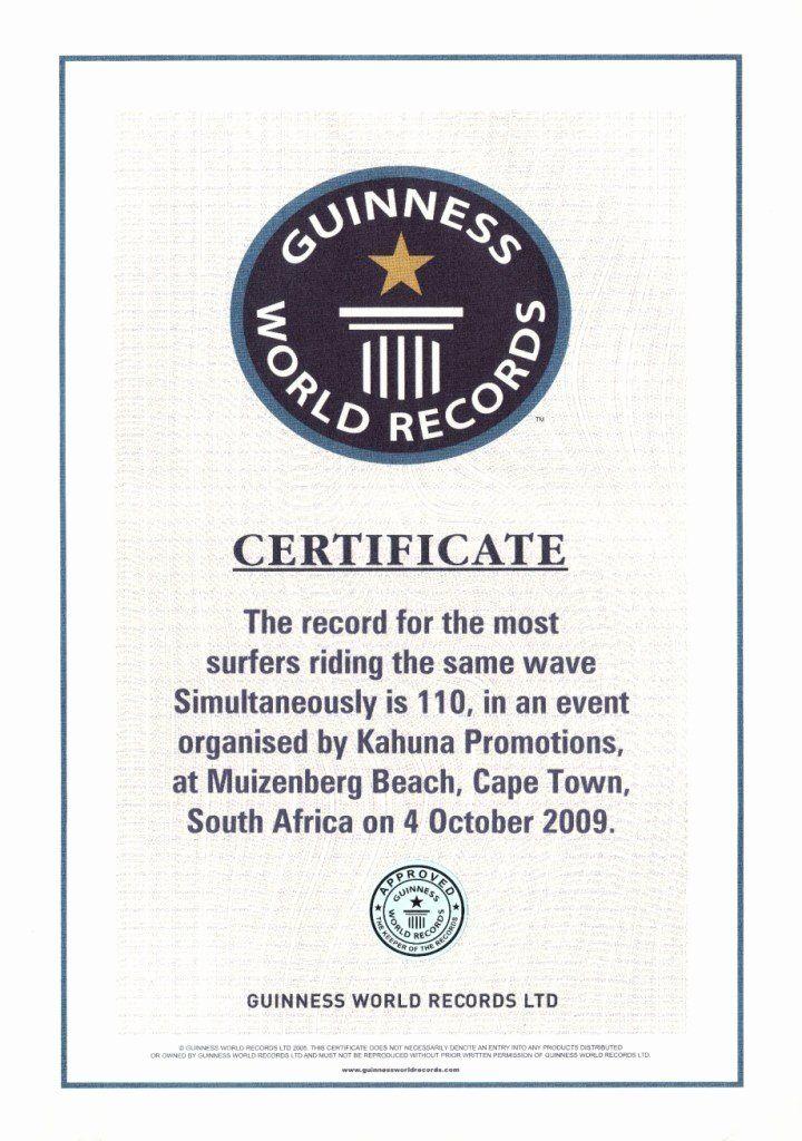 Fake Guinness World Record Certificate Lovely Certificate Of Within Fresh Guinness World Record Certificate Template