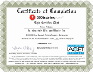 Fall Protection Certification Template (8)   Professional with Fall Protection Certification Template
