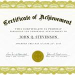 Farewell Certificate Template   Graduation Certificate Intended For Quality Farewell Certificate Template