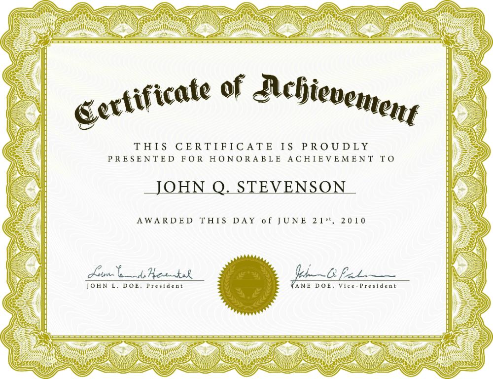 Farewell Certificate Template | Graduation Certificate intended for Quality Farewell Certificate Template