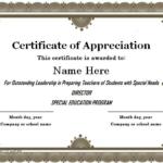 Felicitation Certificate Template (10) – Templates Example Intended For Quality Felicitation Certificate Template