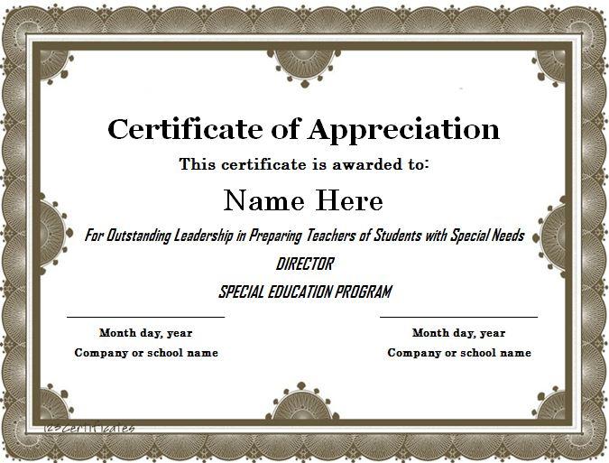 Felicitation Certificate Template (10) - Templates Example intended for Quality Felicitation Certificate Template
