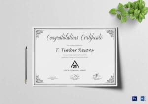 Felicitation Certificate Template | Certificate Design throughout Felicitation Certificate Template