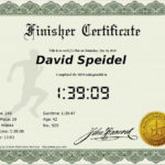 Finisher Certificates | Granite State Race Services Within Unique Finisher Certificate Templates