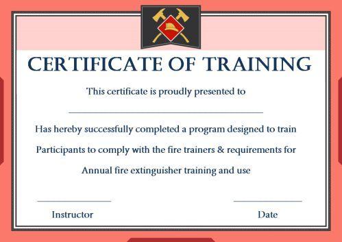 Fire Extinguisher Certificate Template (1) - Templates throughout Quality Fire Extinguisher Certificate Template