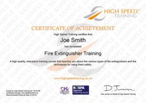 Fire Extinguisher Training Course regarding Unique Fire Extinguisher Training Certificate