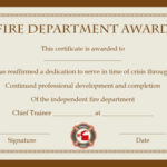 Fire Safety Certificate: 10+ Safety Certificate Templates Throughout Fresh Fire Extinguisher Training Certificate Template Free