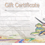 Fishing Trip Gift Certificate Template Free (1St Design For Best Fishing Gift Certificate Editable Templates