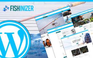 Fishinizer   Fishing & Marine Accessories WordPress Theme in Fishing Certificates Top 7 Template Designs 2019