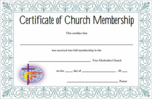 Free 12+ Sample Membership Certificate Templates In Pdf | Psd regarding Unique Membership Certificate Template Free 20 New Designs