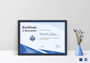 Free 15+ Sample Football Certificate Templates In Pdf | Psd Within Quality Best Coach Certificate Template Free 9 Designs