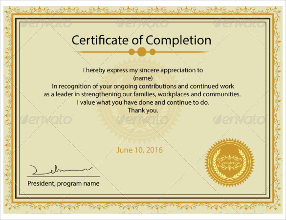 Free 20+ Printable Certificate Templates In Pdf | Ms Word in Unique Blank Certificate Templates Free Download
