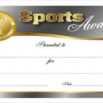Free 27+ Sports Certificates In Pdf Within Sports Award Certificate Template Word