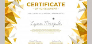 Free 33+ Award Certificate Templates In Ai | Indesign | Ms throughout New Winner Certificate Template