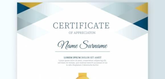 Free 34+ Sample Certificate Of Appreciation Templates In Pdf with regard to Certificate Of Appreciation Template Doc
