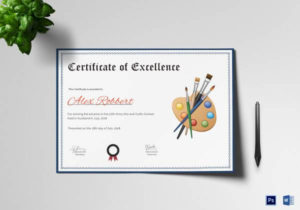 Free 35+ Best Award Certificate Templates In Ai | Indesign regarding Best Drawing Competition Certificate Template 7 Designs
