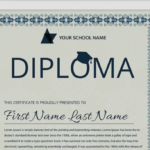 Free 38+ Best School Certificate Templates In Ai   Indesign Pertaining To Best Pages Certificate Templates