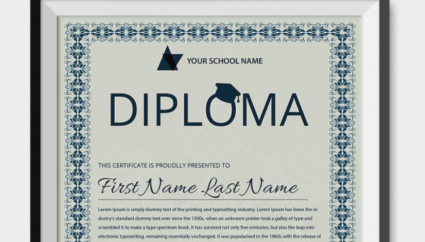 Free 38+ Best School Certificate Templates In Ai | Indesign pertaining to Best Pages Certificate Templates
