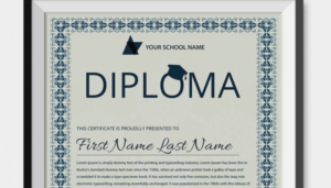 Free 38+ Best School Certificate Templates In Ai | Indesign within Unique Certificate Template For Pages