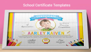 Free 39+ School Certificate Templates In Ai | Indesign | Ms inside Best Drawing Competition Certificate Template 7 Designs