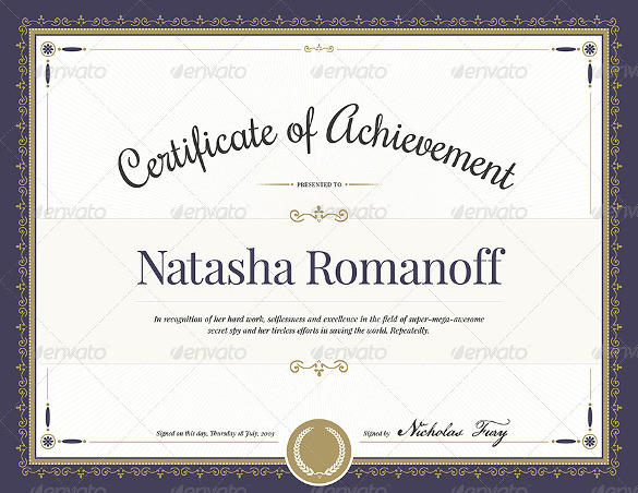 Free 52+ Printable Award Certificate Templates In Ai throughout Sample Award Certificates Templates