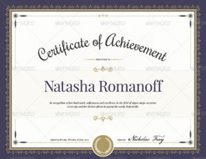 Free 52+ Printable Award Certificate Templates In Ai within Best Professional Award Certificate Template
