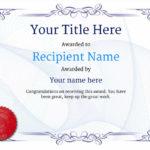 Free Ballet Certificate Templates – Add Printable Badges Inside New Ballet Certificate Template