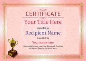 Free Ballet Certificate Templates – Add Printable Badges regarding Ballet Certificate Templates