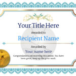Free Basketball Certificate Templates – Add Printable Badges Intended For Basketball Certificate Template