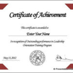 Free Certificate Template Powerpoint – Google Search | Free Within Award Certificate Template Powerpoint