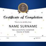 Free Certificate Template Word ~ Addictionary With Regard To Certificate Templates For Word Free Downloads