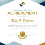 Free Certificate Templatehloom | Award Certificates with regard to Award Certificate Design Template