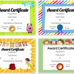Free Custom Certificates For Kids   Customize Online & Print In Free Kids Certificate Templates