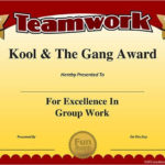 Free Funny Award Certificate Templates For Word | Funny intended for Free Funny Certificate Templates For Word