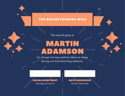 Free Funny Certificates Templates To Customize | Canva in Unique Job Well Done Certificate Template 8 Funny Concepts