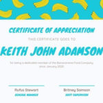 Free Funny Certificates Templates To Customize | Canva Throughout Free Printable Funny Certificate Templates