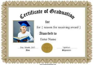 Free Graduation Certificates And Templates | Graduation throughout Quality Diploma Certificate Template Free Download 7 Ideas