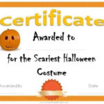Free Halloween Costume Awards | Customize Online | Instant With Regard To Best Costume Certificate Printable Free 9 Awards