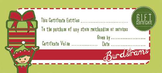 Free Holiday Gift Certificate Templates In Photoshop And with regard to Kids Gift Certificate Template
