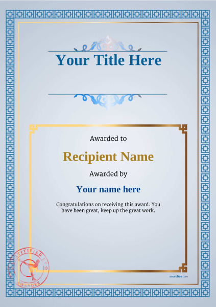 Free Ice Skating Certificate Templates - Add Printable pertaining to Fresh Ice Skating Certificates