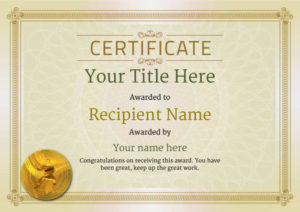 Free Martial Arts Certificate Templates – Add Printable inside Martial Arts Certificate Templates