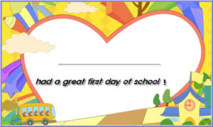 Free Printable Back To School Certificates,. Not Editable for Fresh First Day Of School Certificate Templates Free