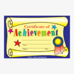 Free Printable Certificate Templates For Kids – Certificate With Free Kids Certificate Templates