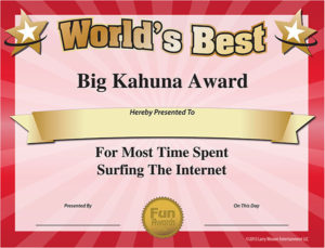 Free Printable Certificates – Funny Printable Certificates for Best Free Funny Award Certificate Templates For Word