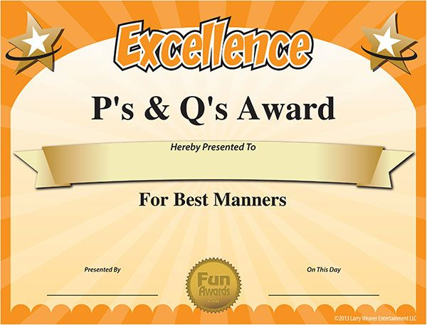 Free Printable Certificates - Funny Printable Certificates in Quality Free Printable Funny Certificate Templates