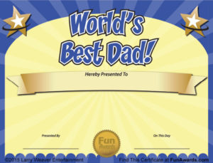 Free Printable Certificates – Funny Printable Certificates pertaining to Best Free Funny Award Certificate Templates For Word