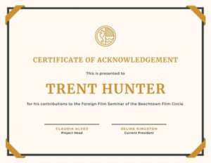 Free, Printable Custom Participation Certificate Templates inside Certification Of Participation Free Template