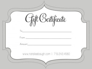 Free Printable Gift Certificate Templates ~ Addictionary in Fresh Printable Gift Certificates Templates Free