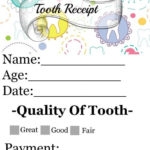 Free Printable Tooth Fairy Letters – Real Advice Gal | Tooth Regarding Unique Free Tooth Fairy Certificate Template