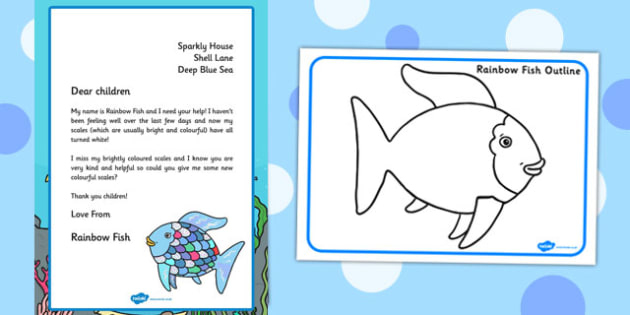 Free! - Rainbow Fish Craft Ideas For Children -Rainbow Fish with Unique Fishing Certificates Top 7 Template Designs 2019
